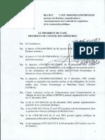 decret_2017_0050_pres_mp_minefid.pdf attribution organisation et fcnment de l'ARCOP