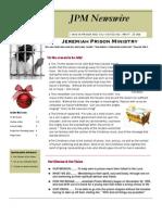JPM December 2010 Newsletter