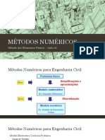 métodos numéricos 1