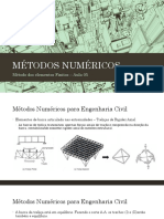 métodos numéricos 2