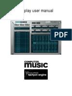 CMplay User Manual