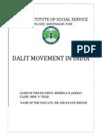 DALIT MOVEMENT PDF.pdf
