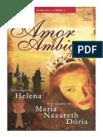 Maria Nazareth Doria - AMOR E AMBIÇAO