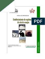 Establecimiento de Explotación de Cría de Conejos cuaderno 1.doc