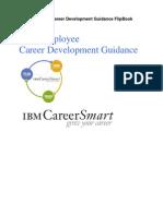 2010 IBM Careers Mar Career Development Gudiance Flip Book Printable