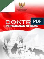 Buku Doktrin Pertahanan Negara