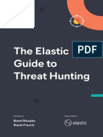 The Elastic Guide to Threat Hunting