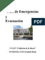 Plan de Emergencia del Centro