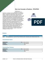 Acopladores Ópticos Slim Line Conexão a Parafuso - PR-HFS32