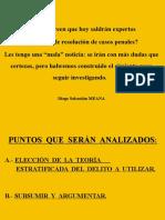 I.- Técnica de Resolución de Casos Penales - Diego Sebastián MEANA.pptx