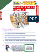 Los-Miembros-de-la-Familia-para-Primer-Grado-de-Primaria