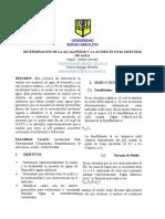 DETERMINACIÓN DE LA ALCALINIDAD Y LA ACIDEZ EN UNA MUESTRA DE AGUA DE HUMEDAL Y DE UNA MUESTRA SINTETICA.docx