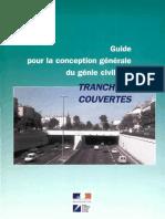Guide pour la conception générale du génie civil des tranchées couvertes.pdf