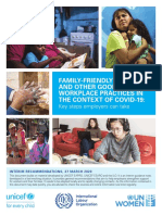 Family Friendly Policies Covid 19 Guidance 2020