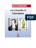 The Hutchinson Encyclopedia of Literature