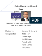 About Sunil Bharti Mittal.docx