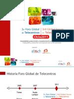 Foro Global Telecentros 2011
