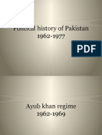 Political history of Pakistan