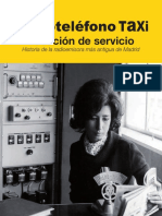 Radioteléfono Taxi - Vocación de Servicio