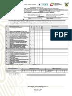 Lista de cotejo tema 3 Manual Microorg.