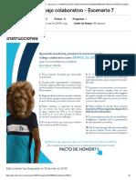 Sustentacion trabajo colaborativo - Escenario 7_ Chavez Bolanos Yerlin Xiomara