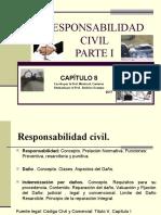 responsabilidad civil funcion preventiva y punitiva