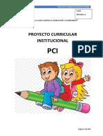 1 FORMATO Proyecto educativo institucional PCI 2020.docx