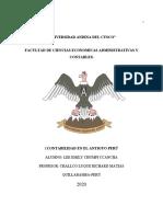 CONTABILIDAD EN EL ANTIGUO PERU analisis y argumentos