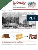 Educational Leaflet #3 - Lumber