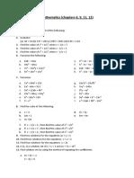 mathematics 8 class.docx