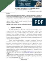 SOCIEDADE INDUSTRIAL AVANÇADA E A ATUALIDADE DA TEORIA MARXISTA DE MARCUSE.pdf