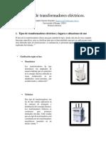 Tipos de transformadores eléctricos.pdf