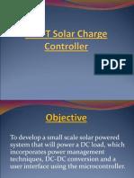MPPT Solar Power Controller