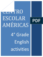 4 grade English