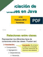 INF514_Asociaciones de clases en Java