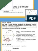 Trasmissione del moto - ruote di frizione.pptx