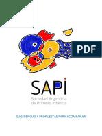 SAPI - Sugerencias y Propuestas para Acompañar