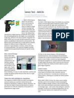 Technical Datasheet - ANSYS SPEOS - Optical Sensor Test (1).pdf