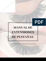 Manual de extensiones de pestañas