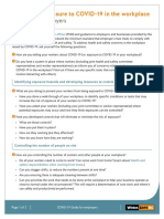 WorkSafeBC COVID-19 guidelines