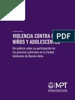 MPT_Publicacion _Violencia ARG NNA