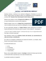 TRABAJO PRACTICO UNIDAD Nº 1 DERECHO CIVIL PARTE GENERAL
