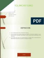 POLIMORFISMO.pptx
