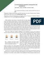 Memristors, memcapacitors and meminductors