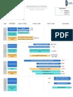 CRONOGRAMA DE ACTIVIDADES PROYECTO FISICA 2020