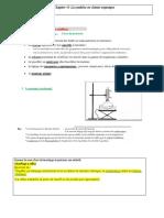 SPC AC7-Synthese en chimie organique correction