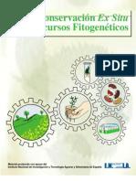 Conservação ex situ de recursos fitogeneticos. IPGRI