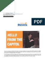 Haley Stevens email