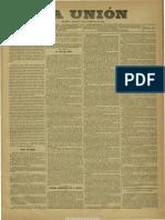 La Unión (Madrid. 1882). 21-2-1882
