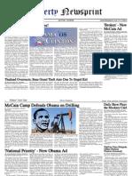 LibertyNewsprint 8-5-08 Edition